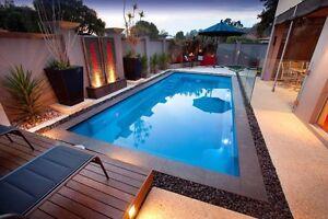 Fermeture de piscine hors-terre , creuser et les spas