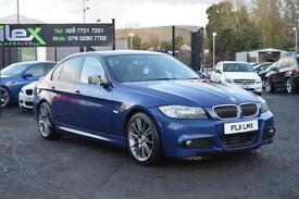2011 11 BMW 3 SERIES 2.0 318D SPORT PLUS EDITION 4D 141 BHP DIESEL