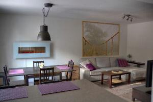 Logements temporaires, meublés, tout inclus, Beloeil, St-Hilaire