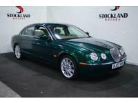 2007 Jaguar S-Type Saloon Diesel Automatic
