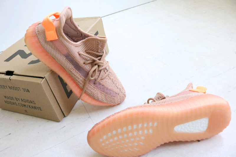 UK 8 & UK 9 ADIDAS YEEZY BOOST 350 CLAY ROSE GOLD i Wimbledon, LondonGumtree i Wimbledon, London Gumtree