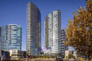 AMAZING Room – NEW Apartment, Furnished with GREAT Views! Docklands Melbourne City Preview