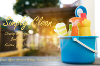 Spring Cleaning for Any Occasion !