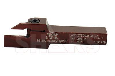 External Right Hand Cutoff Grooving Turning Tool Holder 38x12 Shank 2.5mm P