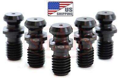 Shars 5pcs Pull Stud Retention Knob Fits Mazak Fadal CAT40 CNC NEW 37.11% Off