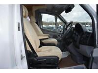 2012 AUTO-SLEEPER WORCESTER MOTORHOME MERCEDES SPRINTER 316 CDI LWB 2.1 DIESEL A