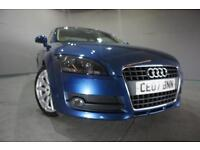 2007 AUDI TT TFSI GREAT COLOUR COMBO FSH COUPE PETROL