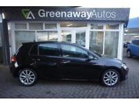 2015 VOLKSWAGEN GOLF GT TDI SAT NAV GREAT VALUE HATCHBACK DIESEL