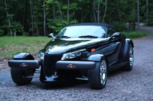 Plymouth Prowler 1999  2dr Roadster Convertible