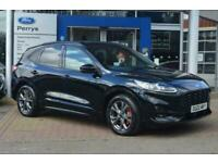 2020 Ford Kuga 2.5 EcoBoost PHEV ST-Line First Edition 5dr Auto 4x4 Petrol Autom