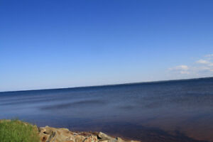 WATERFRONT NORTHUMBERLAND STRAIT 120' FRONTAGE