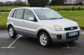 2007 FORD FUSION 1.4 Zetec 5dr [Climate] VERY LOW MILEAGE