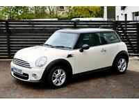 2013 MINI COOPER 1.6D DIESEL FMSH 2 KEYS 1 OWNER PEPPER WHITE