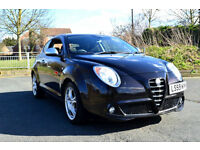 ALFA ROMEO MITO DNA 1.6 JTDM 2010MY VELOCE TUEBO DIESEL 6 SPEED MANUAL PX SWAP
