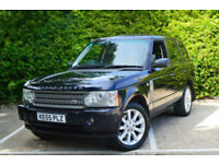 Land Rover Range Rover 4.2 V8 auto 2006MY Supercharged Vogue SE