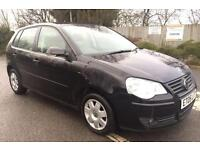 Volkswagen Polo 1.2 2005 Manual Petrol -Low Mileage ( NEW SHAPE )