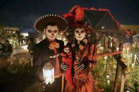 Day of the dead festival tickets x2 ipswich