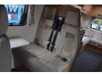 2013 ELDDIS MAJESTIC 145 AUTOQUEST 2.2 DIESEL 6 SPEED MANUAL 4 BERTH 4 TRAVELING