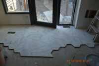 TILE and FLOOR - professional installation service