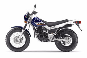 Excellent condition Yamaha TW200