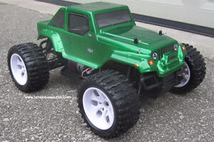 RC Monster Electric Truck 1/10 Scale 4WD Cornwall Ontario image 5
