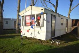 Static Caravan Steeple, Southminster Essex 2 Bedrooms 6 Berth ABI Arizona 2004