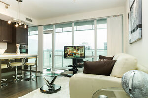 Stunning 5 Star  FESTIVAL TOWER  31rst floor 1 bed for sale
