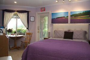 Oceanview Mini Suite in beautiful Pender Harbour