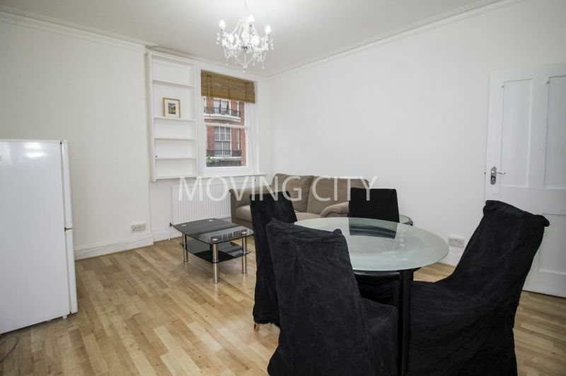 2 bedroom flat in York Mansions, Baker street, W1U