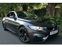 2015 BMW M4 3.0 M DCT (s/s) 2dr Convertible Petrol Automatic