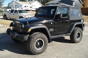 FOR SALE - 2012 Jeep Wrangler