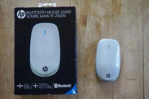 Souris sans fil - HP Bluetooth Z6000