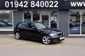 2011 11 BMW 1 SERIES 2.0 116I SPORT 121 BHP 5DR 6SP AUTO HATCH, 46,000M,FSH