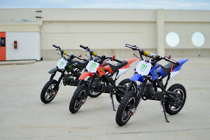 49CC DIRTBIKE AUTO***** 905 POWERSPORTS**** FOR KIDS BRAND NEW