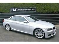 2008 BMW 3 Series 325i M Sport 2dr Step Auto 2 door Convertible