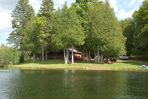 4 Cottages, 878 Acres and a Private Lake Kawartha Lakes Peterborough Area image 1