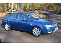 2007 FORD MONDEO 2.0TDCi 130 Ghia X 5dr [6] ONLY 59000 MILES