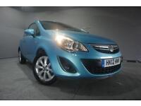 2012 VAUXHALL CORSA ACTIVE AC LOW MILES FSH HATCHBACK PETROL