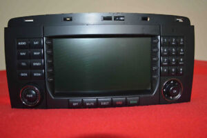 2006-2008 MERCEDES-BENZ R-Class Radio Screen CD