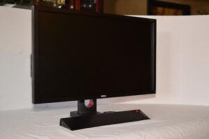 "BenQ 24"" 120htz Gaming Monitor"