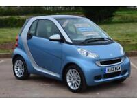 2012 SMART FORTWO COUPE Passion mhd 2dr Softouch Auto [2010] ONLY 7,000 MILES
