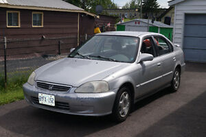 For Sale: 1999 Honda Civic CX