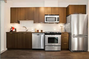1 bedroom plus den apartment in Coquitlam, available January 1,