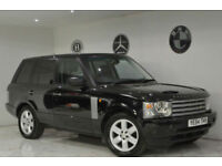 2004 Land Rover Range Rover 4.4 V8 auto HSE+FSH+LONG MOT+LOW MILEAGE+PX VOGUE+SE