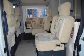 2008 ROMAHOME R30 CITROEN RELAY 2.2 DIESEL MANUAL 100 BHP 2 BERTH 4 TRAVELING SE