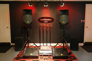 Recording Studio Sales Event! - Quality Used PA System Bundle