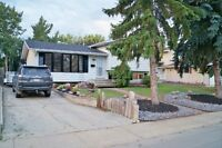 Duggan Beauty- Open Concept, Reno'd 4 Bedroom Home on Large Lot!