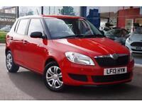 2013 SKODA FABIA 1.6 TDI CR 90 S IDEAL FAMILY CAR