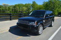 2007 Land Rover Range Rover Sport SUPERCHARGED nego