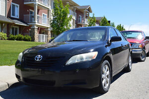 2007 Toyota Camry le, In Good Condition